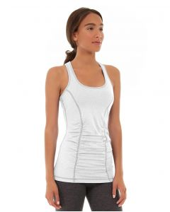 Leah Yoga Top-XS-White